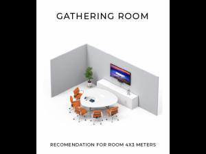 sewa & rental audio conference